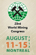 World Mining Congress 2013
